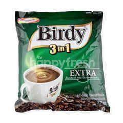 เบอร์ดี้ 3 อิน 1 กาแฟ สูตรเอ็กซ์ตร้า