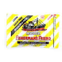 Fisherman's Friend Pro Fresh Lemon Lime
