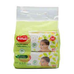Huggies Clean Care Baby Wipes