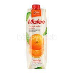 มาลี น้ำส้มแมนดารินผสมเนื้อส้ม 100%