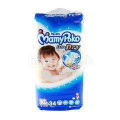 MamyPoko Popok Celana Bayi Berperekat Ekstra Kering Ukuran XL