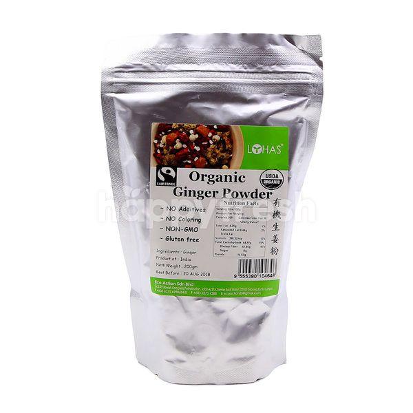Lohas Organic Ginger Powder