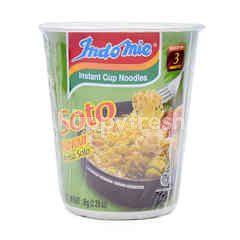 Indomie Instant Cup Noodles - Soto Flavour