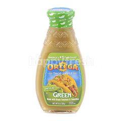 Ortega Taco Sauce Mild Green
