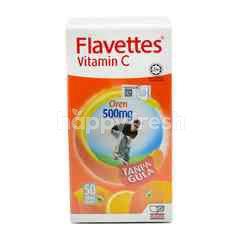 Flavettes Orange Vitamin C