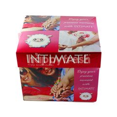 Intimate Unscented Regular Pantyliners 100's