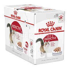 โรยัล คานิน อาหารเปียกแบบซอง สูตรแมวโต อายุ 1 ปีขึ้นไป (เนื้อบดละเอียด) แพ็ค 85 กรัม X 12 ซอง