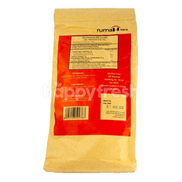 Van Landa Red Hot Chili Pepper Kettle Cooked Potato Chips
