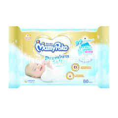 Mamy Poko Baby Wipes Extra Soft 80 Sheets