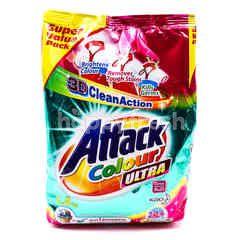 Kao Attack Colour Ultra - Aroma Fresh
