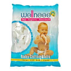 Wellness Bola Kapas untuk Bayi