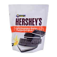 Julie's Hershey's Dark Chocolate Vanilla Cookies