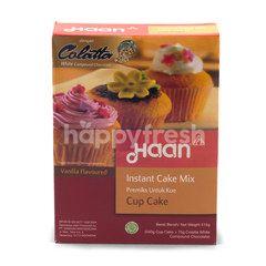 Haan Instant Cake Mix Cupcake