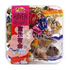 Kise Haven Delight Super Chocolate And Toffee Candy