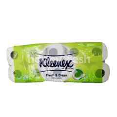 Kleenex Soft Touch Mega Pack Toilet Tissue