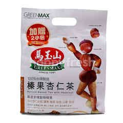 Greenmax Apricot Kernel Tea With Hazelnut Drink (14 Pieces)