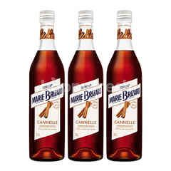 MARIE BRIZARD (Buy 2 Get 1 Free) Cinnamon Syrup