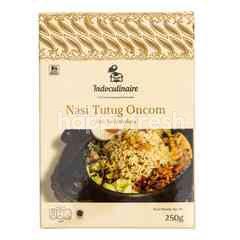 Indoculinaire Tutug Oncom Rice