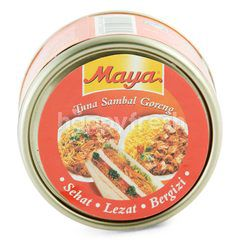 Maya Fried Chili Sauce Tuna