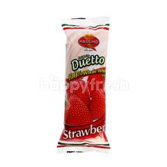 MASSIMO Duetto 100% Whole Wheat Strawberry