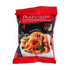 Thai Tanya Tom Yum Dried Shrimp & Cashew Nuts
