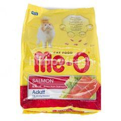 Me-o Salmon untuk Kucing Dewasa