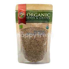 Country Farm Organics Brown Sesame Seed