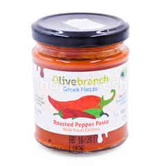 Olive Branch Roasted Pepper Paste