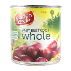 Golden Circle Whole Baby Beetroot