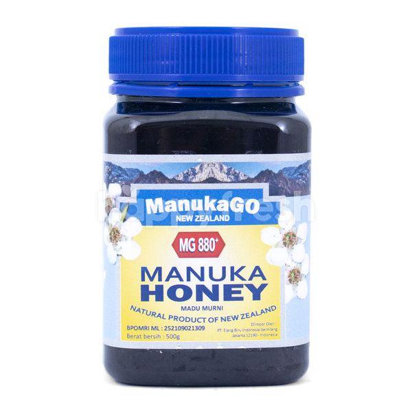 Manuka Go Pure Manuka Honey MG 880+