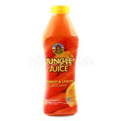 Jungle Juice Jus Wortel dan Lemon