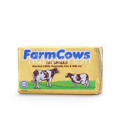 Farm Cows Fat Spread
