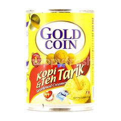 GOLD COIN Kopi & The Tarik Sweetened Creamer