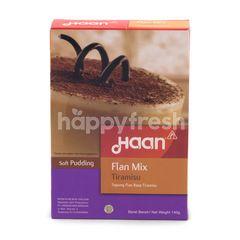 Haan Flan Mix Tiramisu