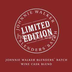 Johnnie Walker Blender's Batch Red Rye Finish