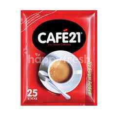 Cafe21 2 In 1 Instant Coffeemix (25 Sticks)