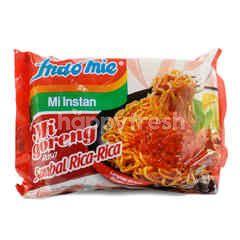 Indomie Sambal Rica-rica Flavor Instant Fried Noodle