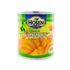 Hosen Quality Mandarin Oranges In Syrup