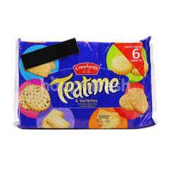 Crawford's Teatime Cookies 6 Varieties