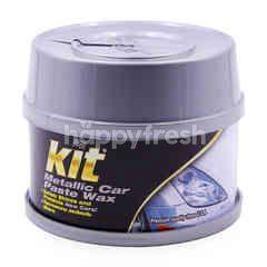 Kit Metalic Car Paste Wax