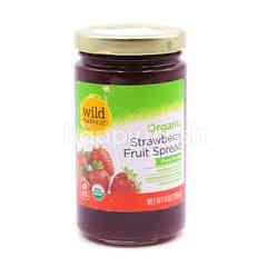 Wild Harvest Organic Strawberry Fruit Spread