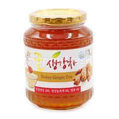 Kkoh Shaem Honey Ginger Tea