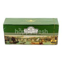 Ahmad Tea London Jasmine Green Tea (25 Tea Bags)