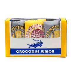 Crocodile Junior Underwear Sport Printed Design Size XL