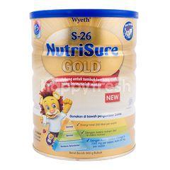 S-26 Nutrisure Gold Susu Bubuk Rasa Vanila