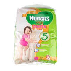 Huggies Ultra Pants Girls L 44 Pcs