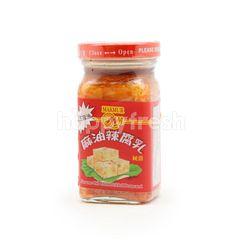 MAKMUR Sesame Oil Chilli Pickled Beancurd