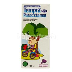 Tempra Paracetamol Syrup Grape