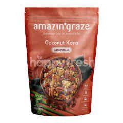 AMAZIN' GRAZE Coconut Kaya Granola