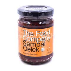 The Food Company Sambal Oelek Paste